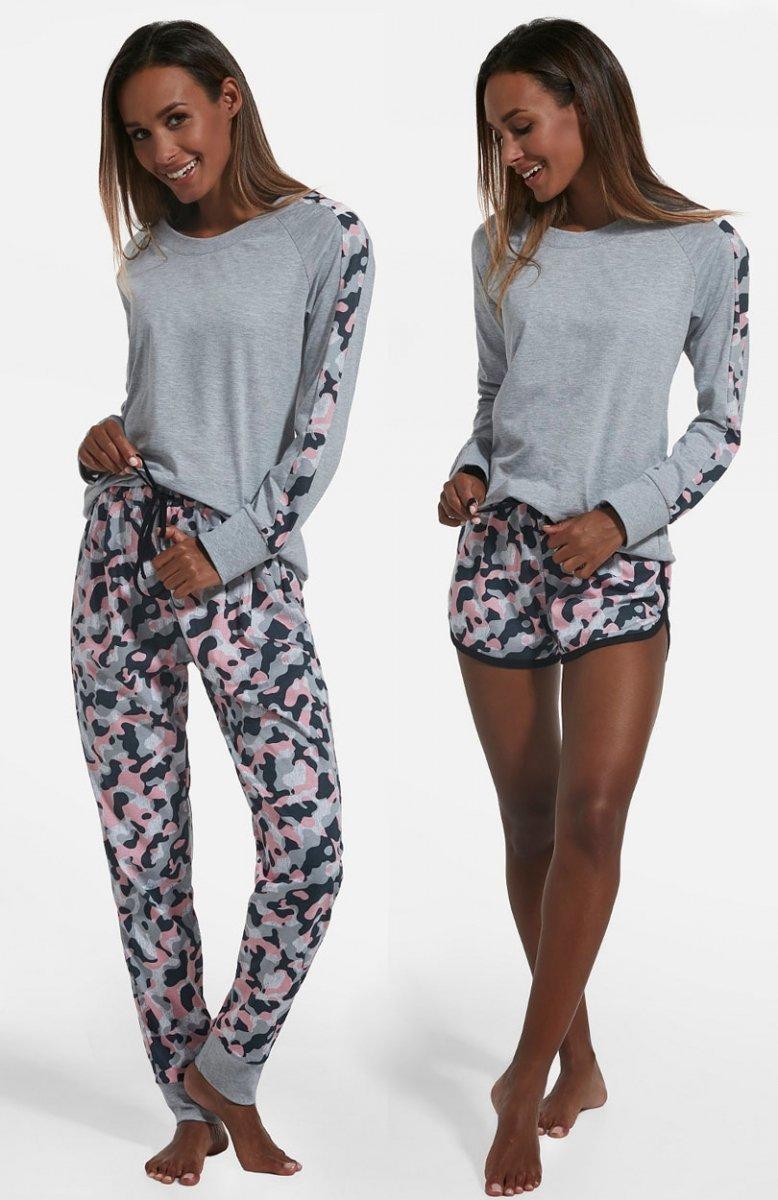 ce4582bf31e5e4 Cornette 517/212 Moro piżama – Piżamy damskie – Bielizna nocna ...