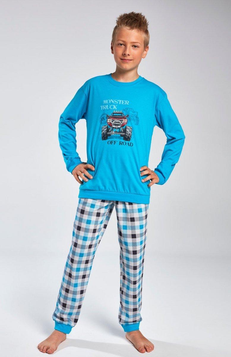 86873293a1d353 Cornette Young Boy 966/82 Off Road piżama – Piżamy dziecięce ...