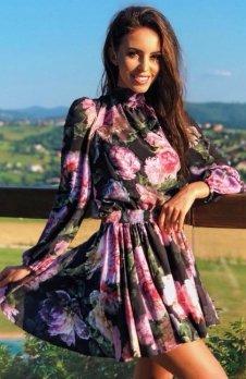 *Lola sukienka w kwiaty