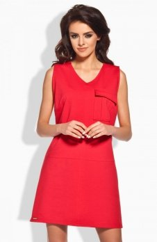 Lemoniade L122 sukienka czerwona
