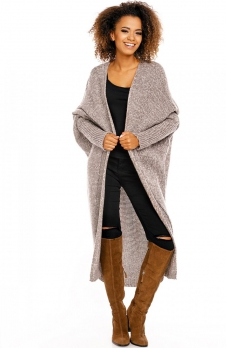 PeekaBoo 30053 sweter cappucino