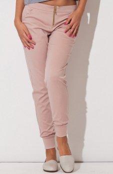 Katrus K153 spodnie róż