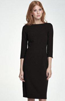 Nife S80 sukienka czarna