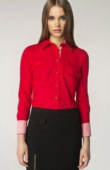 Nife K36 koszula czerwona
