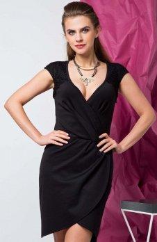 Cover GR1273 sukienka czarna