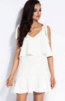 Dursi Lia sukienka biała