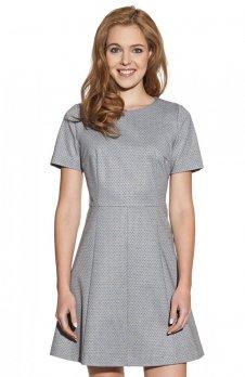 Ambigante ASU0037 sukienka szara