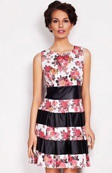 Vera Fashion Elodie sukienka kwiaty