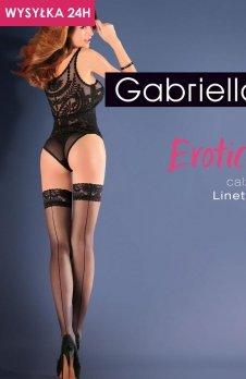Gabriella Erotica Calze Linette Code 642 pończochy