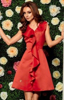 Lemoniade L259 sukienka czerwona