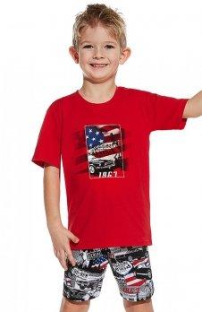 Piżama Cornette 789/53 Kids Boy America kr/r