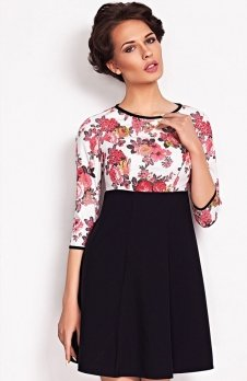 Vera Fashion Ruth sukienka kwiaty