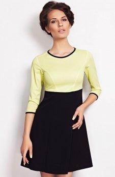 Vera Fashion Ruth sukienka limonka