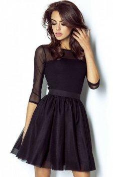 Ivon SP56 spódnica czarna