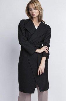 Lanti PA 101 płaszcz czarny