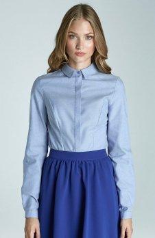 Nife K47 koszula błękitna