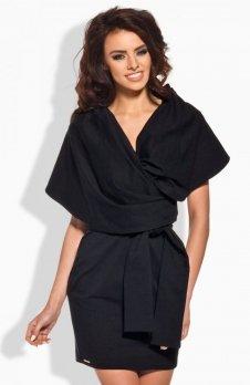 *Lemoniade L138 sukienka czarna