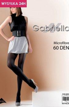 Gabriella Microfibre 60 Den Code 122 rajstopy klasyczne