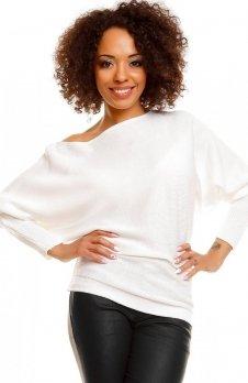 PeekaBoo 70003 sweter biały