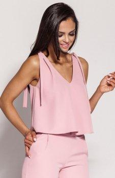 Dursi Stia bluzka różowa