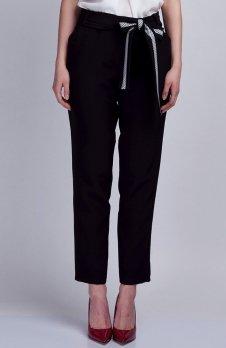 Lanti SD109 spodnie czarne