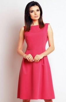 Infinite You M097 sukienka różowa