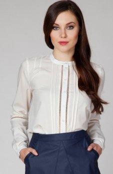 Ambigante ABK0087 koszula kremowa