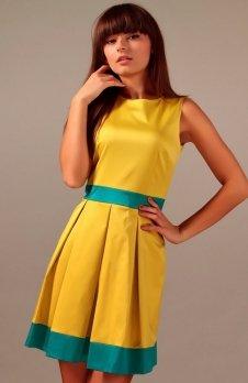 Vera Fashion Elodie sukienka jabłkowy