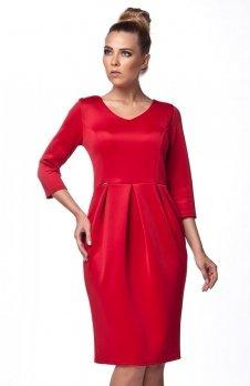 Lemoniade L104 sukienka czerwona