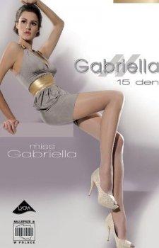 *Gabriella Miss Gabriella 15 Den Code 104 rajstopy klasyczne