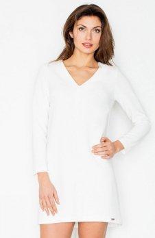 Figl M471 sukienka ecru