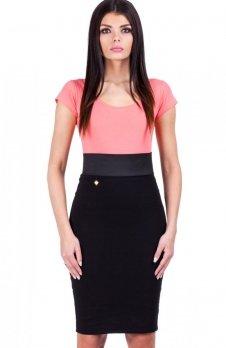 Moe MOE062 spódnica czarna