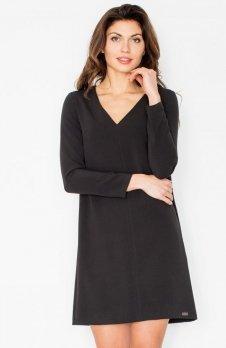 Figl M471 sukienka czarna