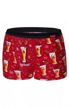 Cornette 007/54 Beer Merry Christmas bokserki