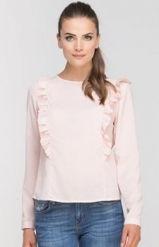 Lanti BLU136 bluzka różowa