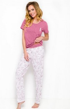 b0c03fc26074de Cana 046 MAXI piżama - Najlepsze ceny i opinie - sklep Intimiti.pl