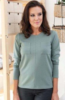 Lapasi L038 bluzka khaki