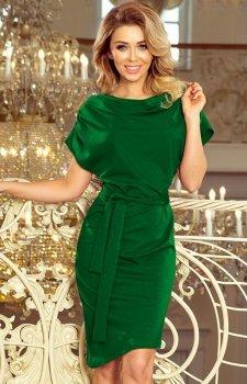Sukienka z wiązanym paskiem Roxi Numoco 240-1