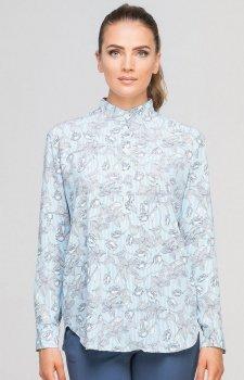 Lanti K107 koszula błękitna