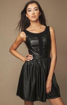 Ambigante 500 sukienka czarna