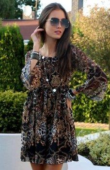 Roco 216 sukienka vintage