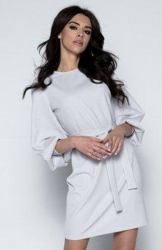 *Fobya F495 sukienka szara