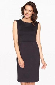 Lapasi L013 sukienka czarna