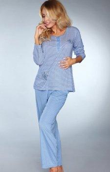 Livia Corsetti Elizabeth 722 Blue piżama