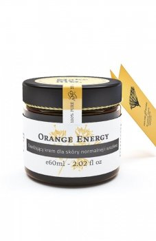 Make Me Bio Orange energy krem nawilżający