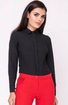 Nommo NA226 koszula czarna