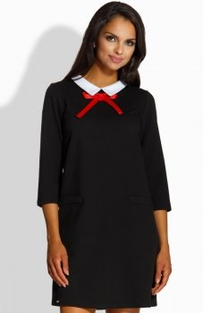 *Lemoniade L222 sukienka czarna