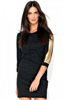 Numinou NU139 sukienka czarna