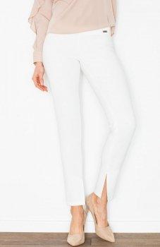 Figl M474 spodnie ecru