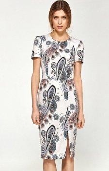 Nife s97 sukienka wzór